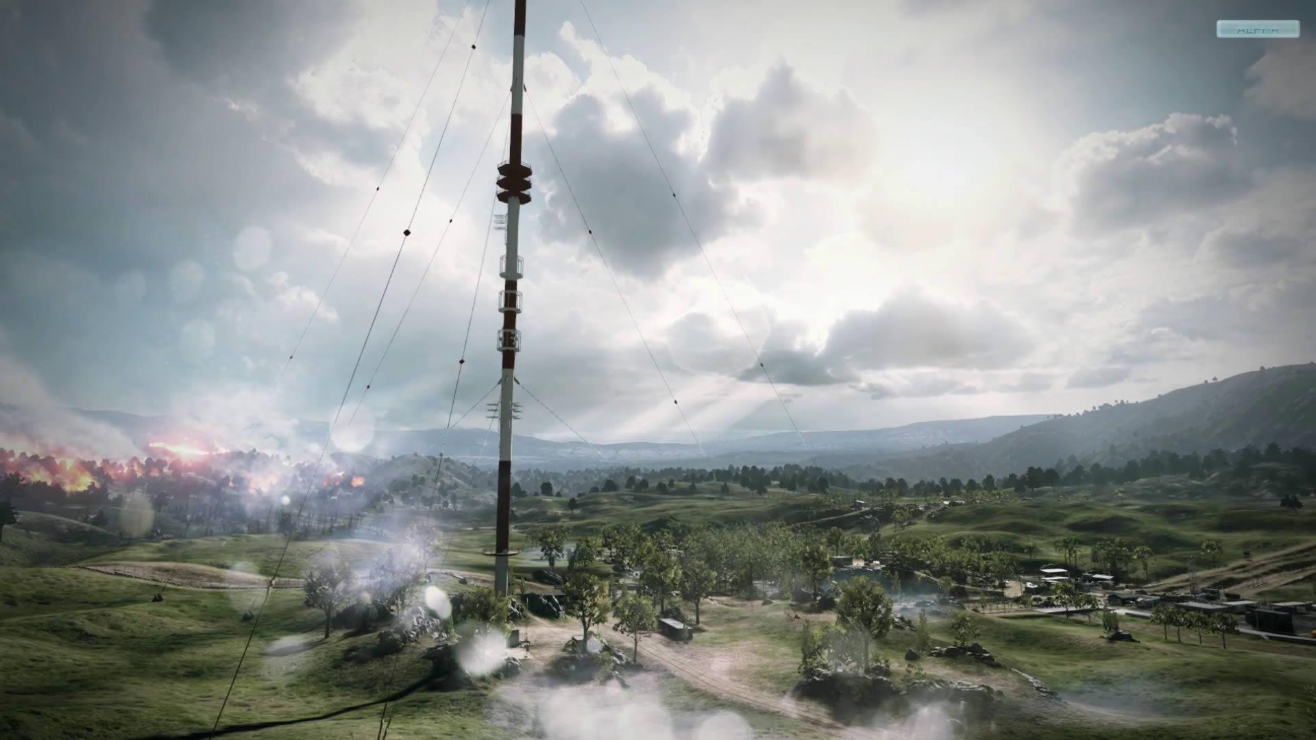 Карты Caspian Border в Battlefield 3 Open Beta не будет