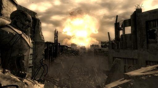 Fallout 3 - Конкурс городов: Мегатонна. При поддержке GAMER.ru и T&D.