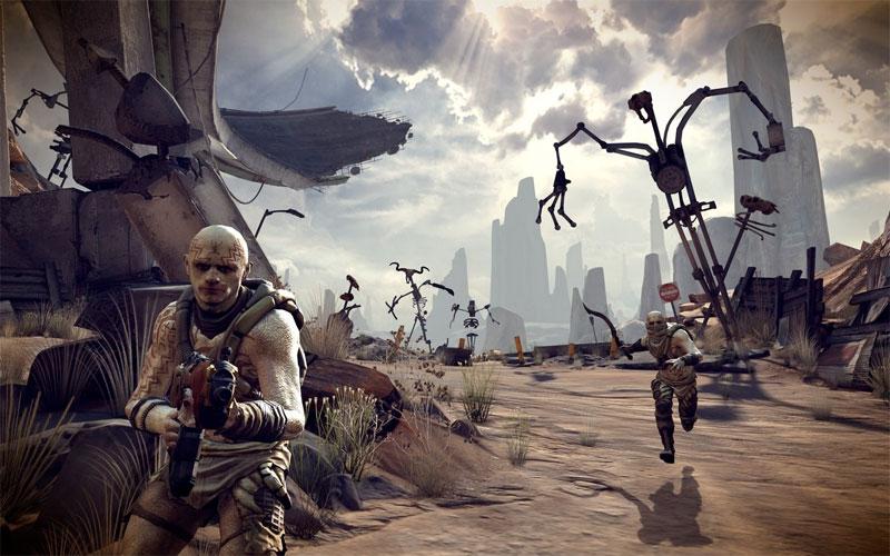 скачать игру Rage 2011 - фото 4