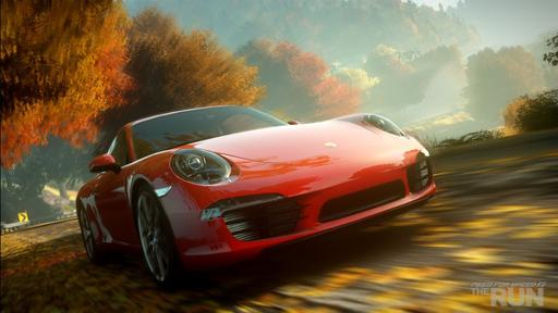 Need for Speed: The Run - OXM играл в NFS:The Run
