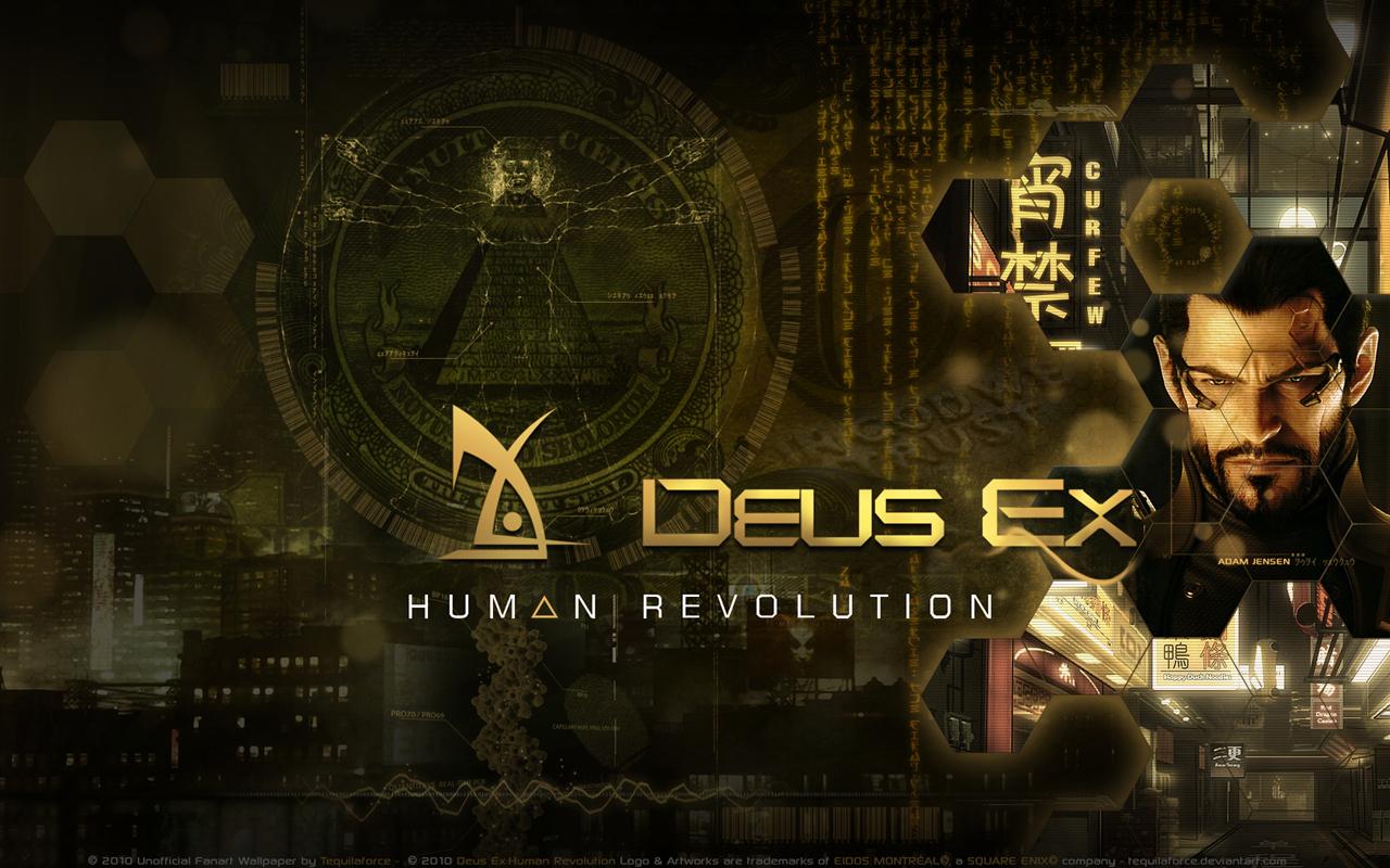 deus ex. human revolution картинки