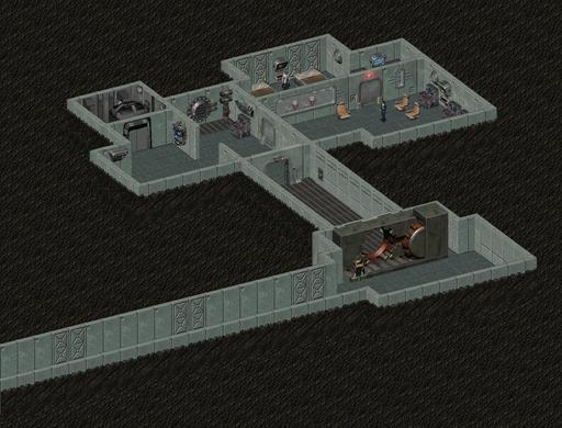 Fallout 2 - Конкурс городов: Город-убежище. При поддержке Gamer.ru и T&D.