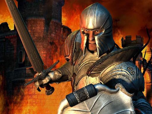 Elder Scrolls IV: Oblivion, The - Жизнь в другом мире, или Как не сдохнуть от первого лича. Прокачка персонажей.