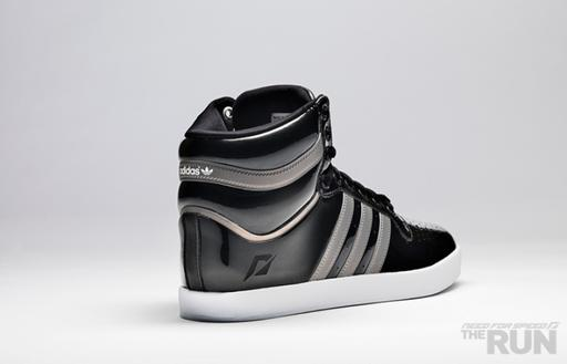 Need for Speed: The Run - Оригинальные кроссовки от adidas в NFS:The Run