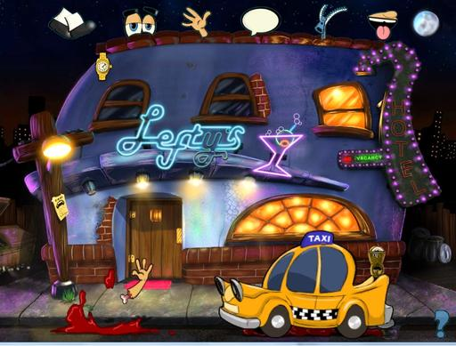 Leisure Suit Larry: In the Land of the Lounge Lizards - Переиздание игры