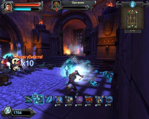 Orcs Must Die! - «Раз орк, два орк» - обзор игры Orcs Must Die!