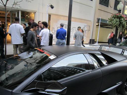 Need for Speed: The Run - Фотоотчет с вечеринки посвященной The Run и adidas Originals (Обновление 27.10.11)