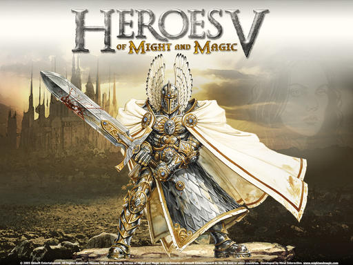 Heroes of Might and Magic V - Heroes of Might and Magic V за 99 рублей!