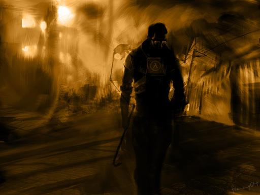 Half-Life - Ретроспектива. Вспомним былое. Период полураспада.