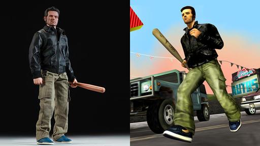 Grand Theft Auto III - GTA III: 10th Anniversary Edition - к десятилетию игры