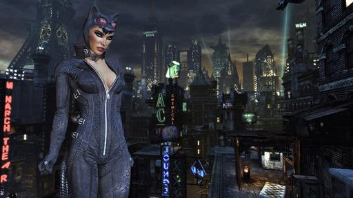 Batman: Arkham City - Рецензия от joystiq.com [перевод]