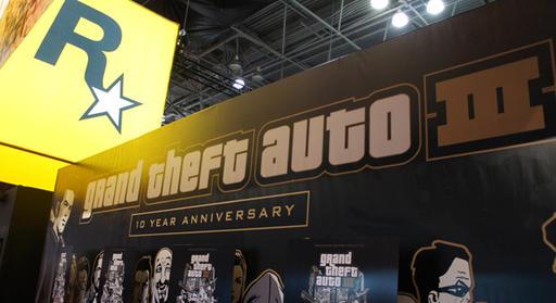 Grand Theft Auto III - Первое видео GTA III: 10th Anniversary Edition