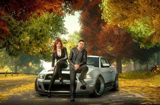 Need for Speed: The Run - Гонка Всей Твоей Жизни - новый трейлер + красивейшее обои