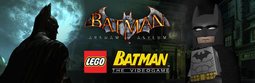 Batman: Arkham Asylum + LEGO Batman в Steam всего за 300 рублей