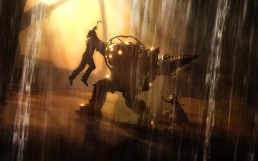 BioShock - Конкурс монстров: Большой папочка (Big Daddy). При поддержке GAMER.ru и CBR