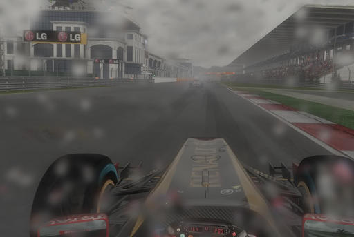 F1 2011 - Убиваем пиксели на трассе!