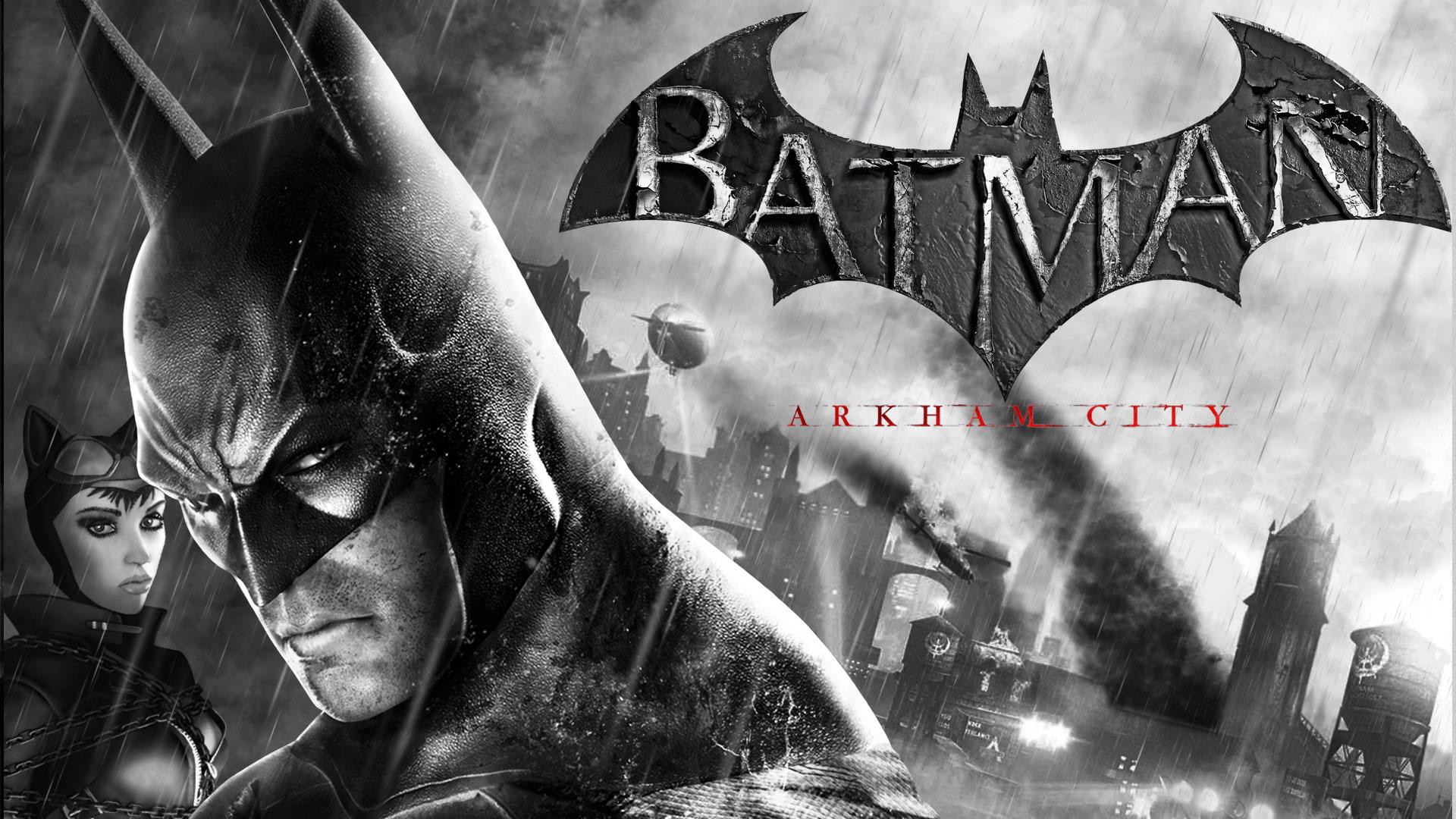 Batman arkam city porn nackt clips