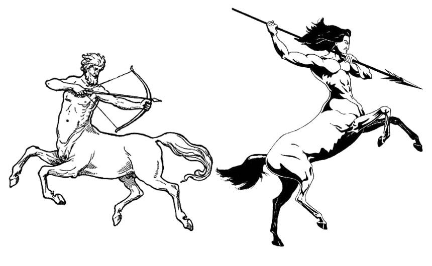Картинки стрелец гороскоп