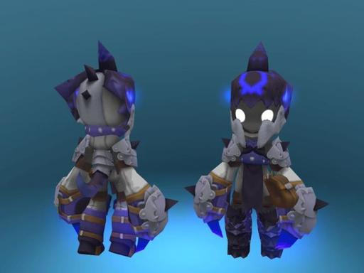 Spiral Knights - Превью: Shadow Lair