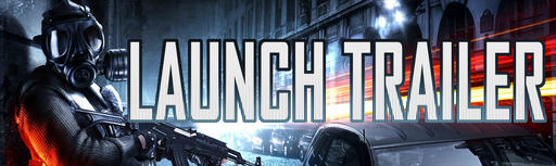 Battlefield 3 - TV Launch Trailer