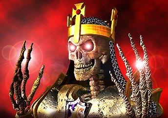 Герои Меча и Магии III: Возрождение Эрафии - Конкурс монстров: Лич. При поддержке GAMER.ru и CBR.