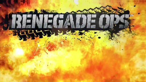 Renegade Ops - a.k.a Долгожданный релиз от Sega
