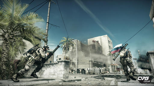 Battlefield 3 - Скриншоты Back to Karkand