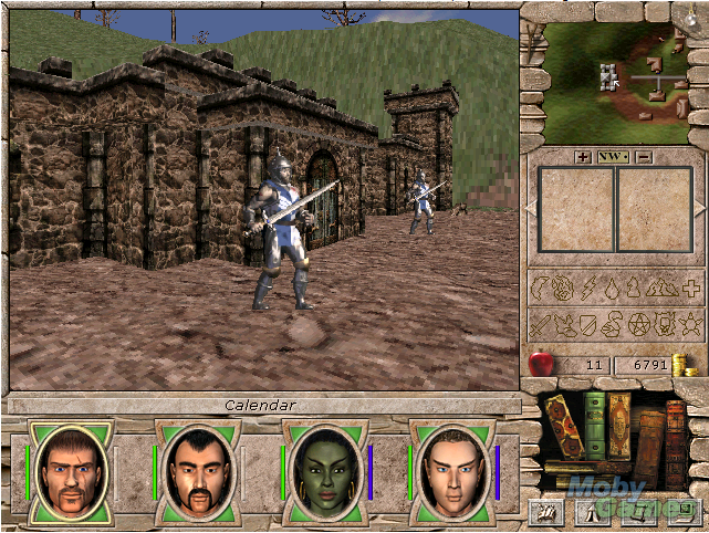 Might and Magic VII: For Blood and Honor. Фишки. Roleplay. Игра номера.
