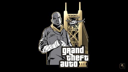 Grand Theft Auto III - Еще обои к десятилетию GTA 3
