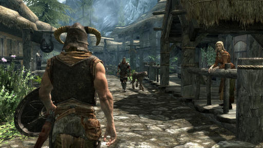 Elder Scrolls V: Skyrim, The - Превью с officialplaystationmagazine.co.uk [перевод]