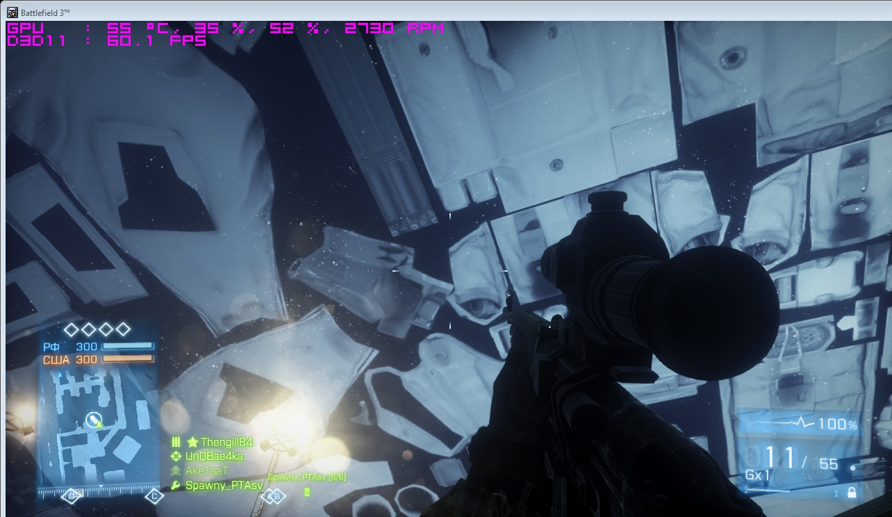 Battlefield 3 баг игры или прикол