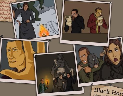 Elder Scrolls IV: Oblivion, The - Фан-Арт