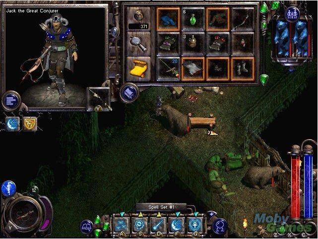 Первая компьютерная ролевая игра life is feudal наковальня
