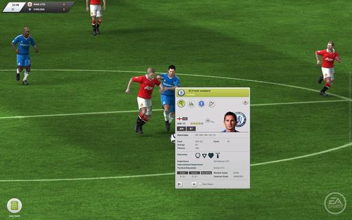 FIFA Manager 12 - Будни Романа Абрамовича. Обзор игры специально для Gamer.ru