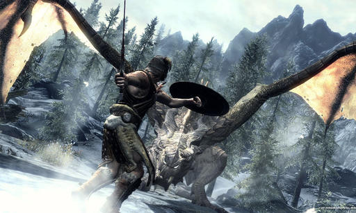 Elder Scrolls V: Skyrim, The - Рецензия The Elder Scrolls V: Skyrim