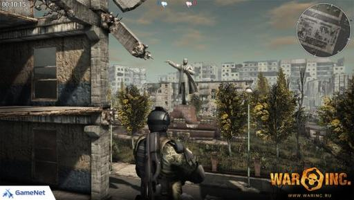 Осенний призыв в War inc. Battle zone