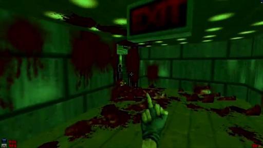 Doom II - Brutal Doom: месть космопеха