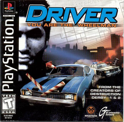 Видео игры driver