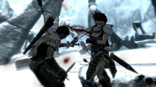 Elder Scrolls V: Skyrim, The - Обзор тонкостей Скайрима. Система сложности: от адепта до мастера.