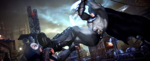 Рецензия на «Batman: Arkham City» (PC)