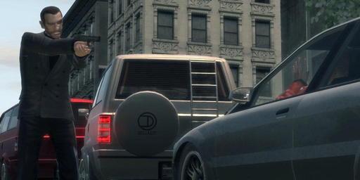 Grand Theft Auto IV - Grand Theft Auto IV за 86 рублей!