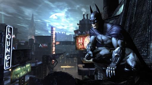 Рецензия на «Batman: Arkham City» (Xbox 360)