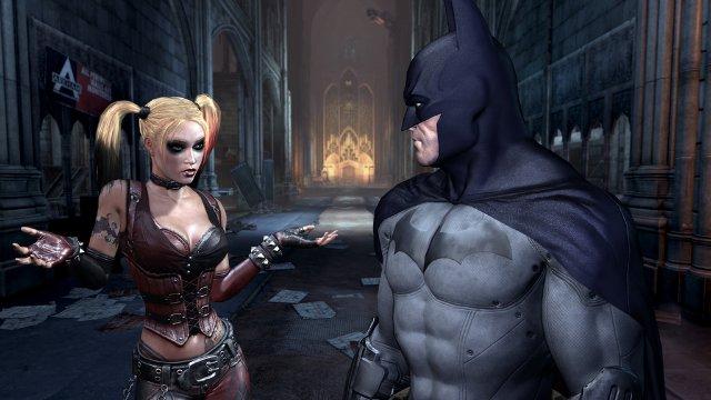бесплатно скачать игра бэтмен
