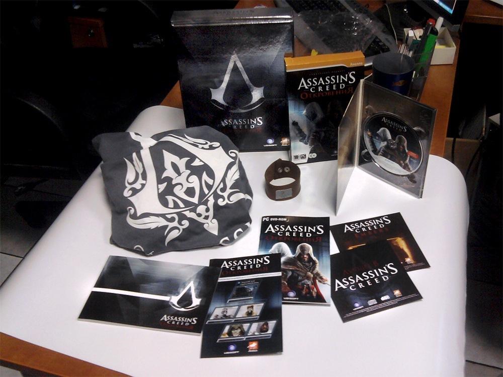 assassins creed купить коллекционное издание