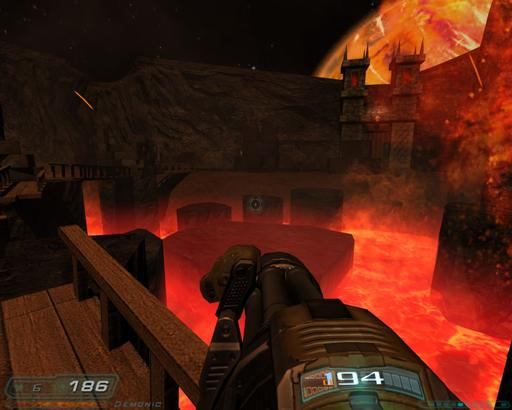 Doom 3: In Hell