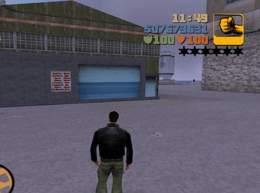 Grand Theft Auto III - Угнать за 60 секунд. Импорт-экспорт автомобилей