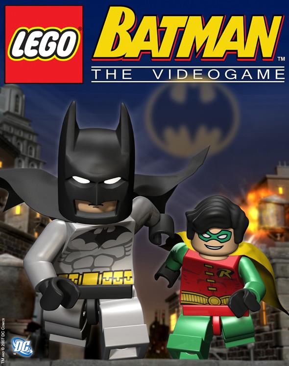 видео игра лего бэтмен скачать