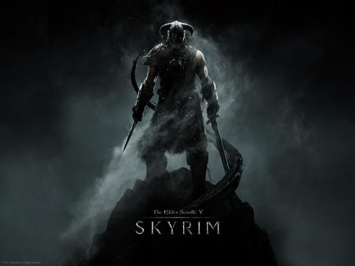 The Elder Scrolls V: Skyrim признан игрой года!