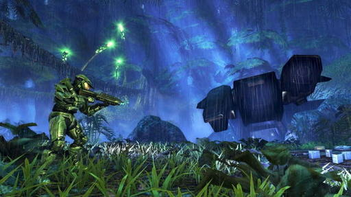 Halo: Combat Evolved - Вперед, в прошлое