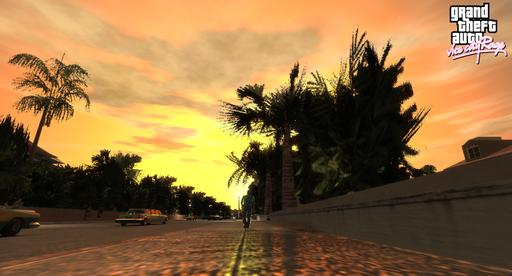 Grand Theft Auto IV - Vice City Rage: новый трейлер и дата выхода
